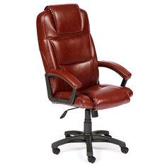 Компьютерное кресло TetChair Bergamo Brown 2 TONE