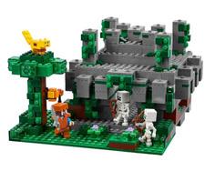 Конструктор Lepin Minecraft Храм в джунглях 404 дет. 18026