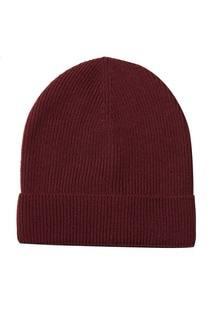 Кашемировая шапка в рубчик Prada