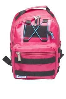 Розовый детский рюкзак Babiators
