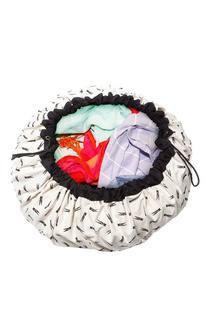 «2 в 1»: игровой коврик и мешок для игрушек Play&Go