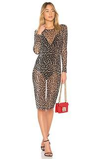 Платье в сеточку dress - MAJORELLE