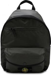 Текстильный рюкзак с нашивкой Stone Island