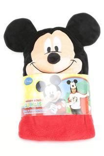 Плед с капюшоном Disney