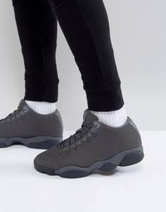 Серые низкие кроссовки Nike Jordan Horizon 845098-014 - Серый