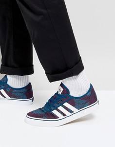 Кроссовки adidas Skaterboarding Adi-Ease BY4035 - Синий