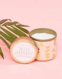 Свеча с ароматом соли и грейпфрута Paddy Wax Kaleidoscope - Мульти Paddywax