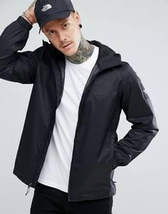 Черная куртка с капюшоном The North Face Mountain Q - Черный