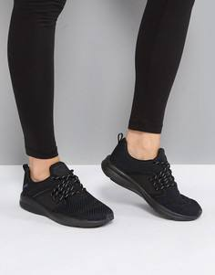 Черные кроссовки Puma Pulse Ignite Ex - Черный