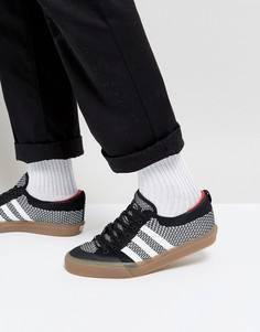 Мужские черные кроссовки adidas Skateboarding Matchcourt CG4507 - Черный