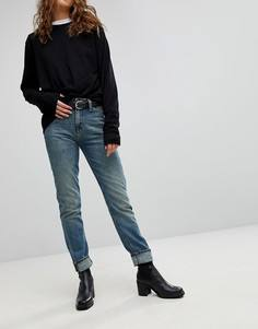 Джинсы в винтажном стиле Lee - Синий