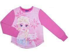Толстовка для девочки Frozen, розовая