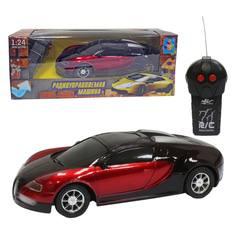 Машинка р/у 1Toy «Драйв» Bugatti Veyron 1:24