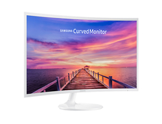 Монитор Samsung C32F391FWI White