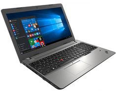 Ноутбук Lenovo ThinkPad Edge 570 20H500B1RT (Intel Core i7-7500U 2.7 Ghz/8192Mb/1000Gb/DVD-RW/nVidia GeForce GTX 950M 2048Mb/Wi-Fi/Bluetooth/Cam/15.6/1920x1080/Windows 10 Pro)