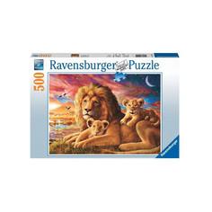 Пазл Ravensburger Семейство львов 14252