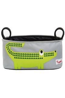 Сумка-органайзер для коляски «Крокодил» 3 Sprouts