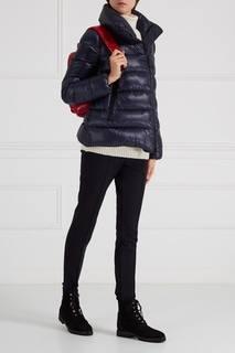 Стеганый рюкзак красный New Georgette Moncler