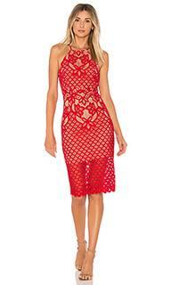 Платье миди mila - Bardot