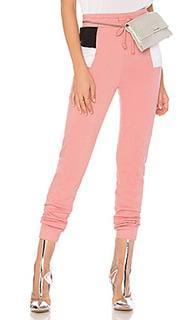 Спортивные брюки colorblock - Wildfox Couture