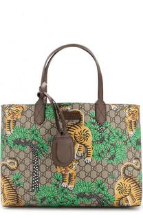 Сумка-тоут Bengal GG Supreme Gucci