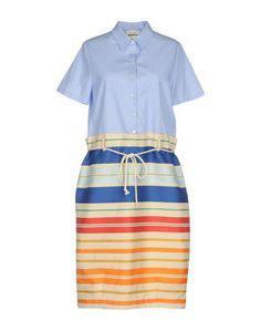 Платье до колена Semicouture