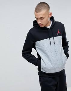 Черный худи Nike Jordan Flight 884042-010 - Черный