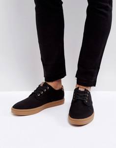 Черные кеды на шнуровке ALDO - Черный