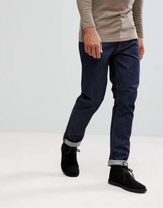 Свободные джинсы Nudie Jeans Co Fearless Freddie - Темно-синий