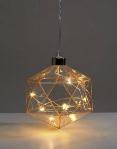 Новогоднее елочное украшение с подсветкой Sass & Belle - Мульти