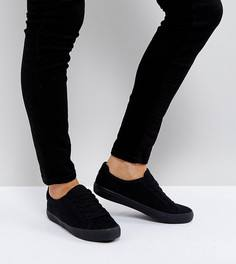 Кроссовки на шнуровке ASOS DEVLIN - Черный