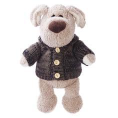 Мягкая игрушка Fluffy Family «Пес Филька» в кофте