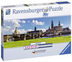 Пазл Ravensburger Вид Каналетто Дрезден 19619
