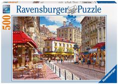 Пазл Ravensburger Кафе в старом городе 14116