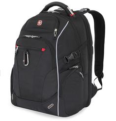 Рюкзак WENGER Scansmart 6752201409 Black-Red