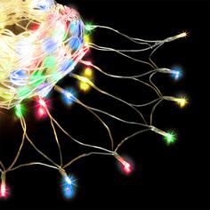 Гирлянда Vegas Сеть 176 светодиодов 2x1.5m Mix 55073