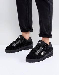 Черные кроссовки Fila Trailblazer - Черный