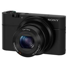 Фотоаппарат компактный Sony DSC-RX100 Black