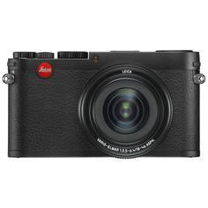 Фотоаппарат компактный премиум Leica X Vario Black