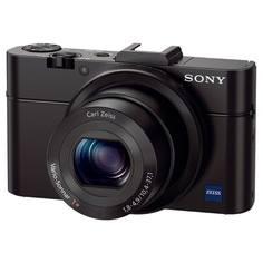 Фотоаппарат компактный премиум Sony