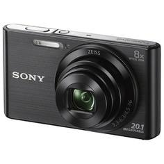 Фотоаппарат компактный Sony Cyber-shot DSC-W830 Black