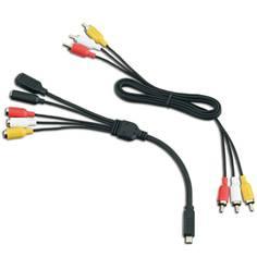 Аксессуар для экшн камер GoPro Набор мультимедийных кабелей (ANCBL-301)