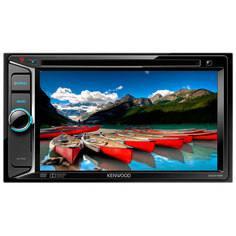 Автомобильная магнитола с DVD + монитор Kenwood