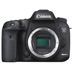 Фотоаппарат зеркальный премиум Canon EOS 7D Mark II Body