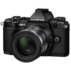 Фотоаппарат системный Olympus OM-D E-M5 Mark II 12-50 Kit Black
