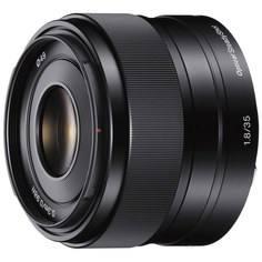 Объектив премиум Sony 35mm f/1.8 (SEL35F18)