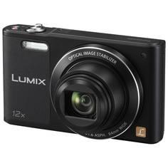 Фотоаппарат компактный Panasonic Lumix DMC-SZ10 Black
