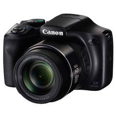 Фотоаппарат компактный Canon PowerShot SX540 HS