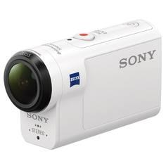 Видеокамера экшн Sony HDR-AS300/WC