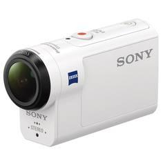 Видеокамера экшн Sony HDR-AS300R/W